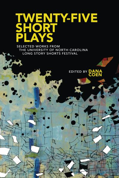 Dana Coen presents a dramatic reading from his anthology
